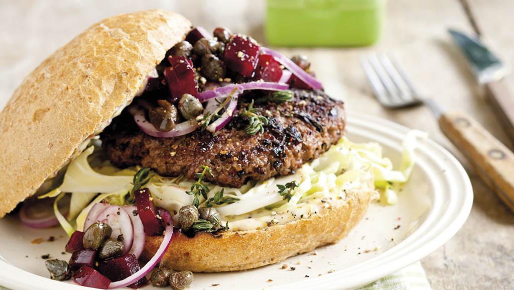 September: 5 Hamburgertips fra proffen!