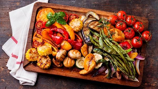 Grill grønnsaker som en proff!