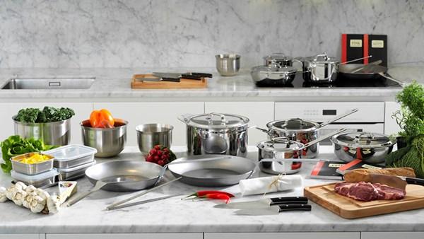Om kokkens viktigste redskap